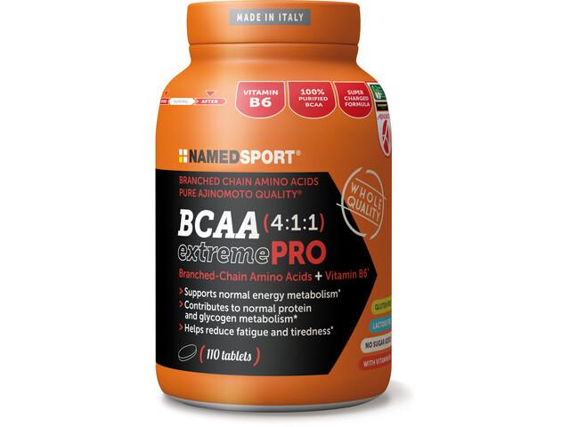 NAMEDSPORT BCAA Pro 4:1:1 110 tablettia